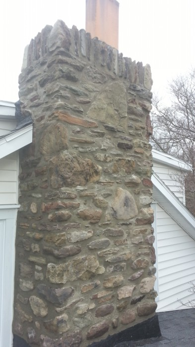 Dempski Masonry Chimney Repair Stucco Parging Inspection